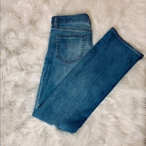 Gap 1969 Perfect Boot Jeans-Mid-Rise-27R